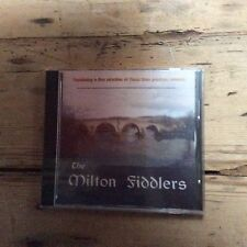 the milton fiddlers led by alex watson play scottish traditional music cd