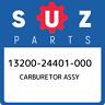 13200-24401-000 Suzuki Carburetor assy 1320024401000, New Genuine OEM Part