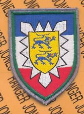 BRD GERMAN ARMY 51st Homeland Defense Bde SSI patch