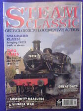 STEAM CLASSIC - 78022 IS BACK - January 1993 #34