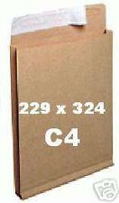 100 Pochettes soufflets ( enveloppes ) 229 x 324 Kraft