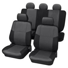Charcoal Grey Premium Car Seat Cover set - For Ford FOCUS II 2004 Onwards