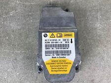 06-10 BMW E60 E61 E63 E85 E86 M5 M6 OEM AIRBAG MODULE COMPUTER 9118749 OEM