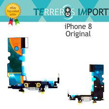 Flex Dock Conector Carga para iPhone 8G Blanco Calidad Original PREMIUM