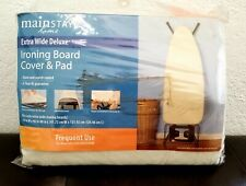 Mainstays Deluxe Ironing Board Cover & Pad