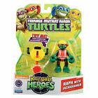 Teenage mutant ninja turtles half shell heroes Raph with jackhammer