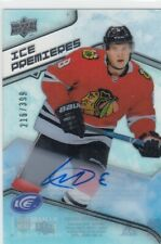 2019-20 UD ICE PREMIERES ROOKIE AUTOGRAPHS  (PICK FROM LIST  $8.00 - $100.00)