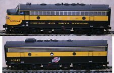 Proto 2000 HO Scale 920-47647 CNW Chicago & Northwestern F7A & F7B  Engines Used