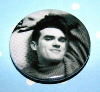 1980S VINTAGE STYLE THE SMITHS MORRISSEY INSPIRED BUTTON PIN BADGE