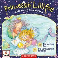 PRINZESSIN LILLIFEE-001/GUTE-NACHT-GESCHICHTEN MIT PRINZESSIN LILLIFEE   CD NEU