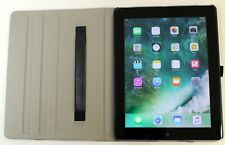 """Apple iPad 4th Generation (A1458), Black 16GB, Wi-Fi, 9.7"""" Excellent Condition."""