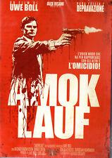 Amoklauf  DVD Spasmo Video 1995 Uwe Bol German horror dark comedy