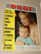 OGGI=1964/22=LUCIANO LIGGIO=VETERNIGO=VALERIA CIANGOTTINI=FRANCO DE MARCHIS=