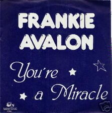 FRANKIE AVALON 45 TOURS HOLLANDE YOU'RE A MIRACLE