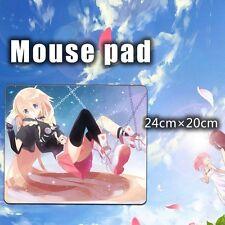 Anime Vocaloid IA ARIA Tori No Uta Optical Laser Mousepad Mice Pad Mouse mat