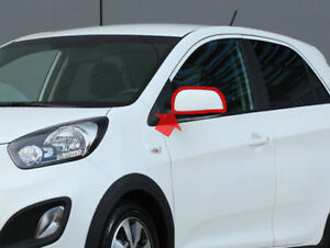 Genuine Mirror Cover Without LED type LH for 2011 2015 Kia Picanto