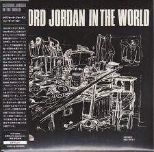 Clifford Jordan – In The World (1969) JAPAN MINI LP CD Don Cherry, Kenny Dorham