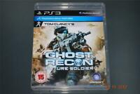 Tom Clancy's Ghost Recon Future Soldier PS3 Playstation 3 **FREE UK POSTAGE**