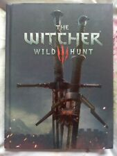 The Witcher 3 Wild Hunt Collectors Edition Strategy  Guide Hardback