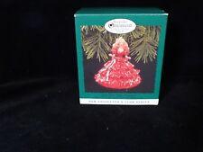 Hallmark Barbie Happy Holidays 1996 Collector Club Keepsake Ornament Christmas