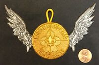 ESWAU HUPPEDAY OA 560 BSA PIEDMONT AREA NOAC 2018 HARRY POTTER GOLDEN SNITCH!!