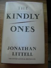 JONATHAN LITTELL +THE KINDLY ONES+ RARE SIGNED 1ST/1ST
