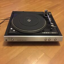 DUAL 650-RC - Directdrive Plattenspieler - silber