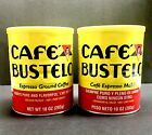 (2) 10 oz. Cans Cafe Bustelo Espresso Ground Coffee. FREE SHIPPING