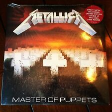 Metallica/Master Of Puppets Sealed M 1987 2 X LP LE/DMM/Poster/MFN 60 DM Rare!