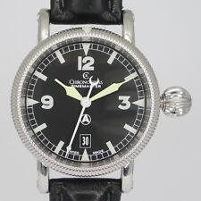 Chronoswiss Timemaster Stahl Herren Automatik Armbanduhr - CH-2833 BR von 2003