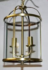 ​Orly Round Lantern in Antique Brass - Free Postage [PL2374]