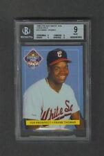 Frank Thomas Chicago White Sox 1990 Team Issued Rookie Card Beckett Mint 9