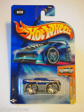 2004 FIRST EDITIONS HOT WHEELS 26/100 BLINGS CHEVY AVALANCE