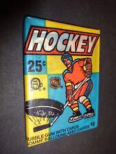 1983-84 OPC Hockey Wax Pack (x1) Fresh from Box!