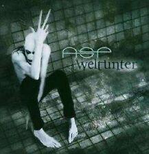 ASP / WELTUNTER * NEW & SEALED DIGIPACK CD * NEU *