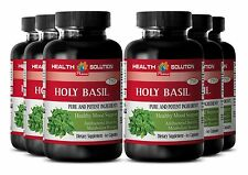 Give You Extra Energy Caps - Holy Basil Extract 745mg - Holy Basil Leaf 6B