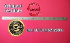 Original Tajima Präzisions-Massstäbe aus rostfreiem Edelstahl, 600 mm / JAPAN