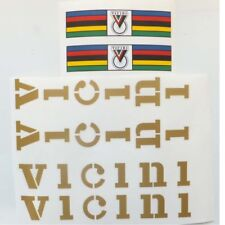 Vicini decals for vintage Italian restoration