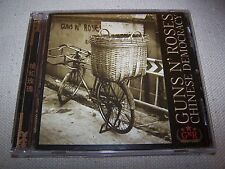 GUNS 'N' ROSES CHINESE DEMOCRACY *NEW* 14 TRACK CD ALBUM AXL ROSE SLASH