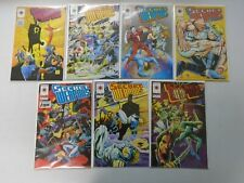 Secret Weapons near set 19 different from #1-21 6.0 Fn (1993 Valiant)