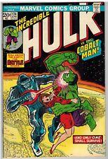 INCREDIBLE HULK #174 1974 COBALT MAN NIXON CAMEO MARVEL BRONZE AGE NICE!