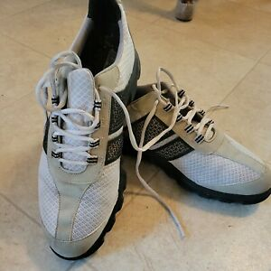 FootJoy FJ Super Lites Mens Size 11 M Golf Shoes Style 58176