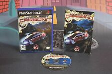 NEED FOR SPEED CARBONO PAL ESP PLAYSTATION 2 PS2 ENVÍO 24/48H