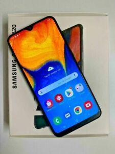 Samsung Galaxy A20 SM-A205U - 32GB - Black (Boost Mobile) (Single SIM) Fast Ship