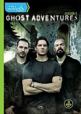 Ghost Adventures Season 5 TV Series Region 1 New DVD (3 Discs)