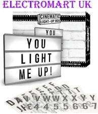 Letters Decorative Light Boxes For Sale Ebay