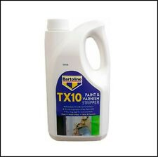Paint and varnish stripper remover gel 5 litre flask TX10