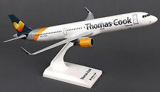 Thomas Cook Airbus A321-200 1:150 SkyMarks Flugzeug Modell NEU SKR804 Sharklets