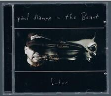 PAUL DIANNO THE BEAST  LIVE(IRON MAIDEN) - 2 CD COME NUOVO!!!