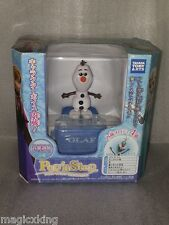 Takara Tomy Little Taps Pop n Step Disney Frozen Olaf  Music Japan Littletaps